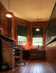 US - Depot interior - Jasper_IN - 3-27-2010